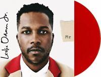 Leslie Odom Jr - Mr Exclusive Limited Edition Red Colored Vinyl LP