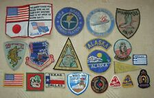 Interesting collection lot of 20 patches