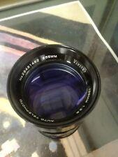 Vivitar 135mm 2.8 Auto Telephoto Lens Objektiv Für Canon FD 55mm