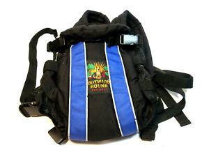 Outward Hound Pet Travel Gear Blue Small Carrier Animal Dog Transport Pack