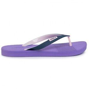 Speedo Saturate II Womens Pool Flip Flop Slide Sandal Purple