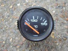 AUDI 80 GT COUPE TYP 81/85 GENUINE VDO OIL(?) TEMPERATURE GAUGE - 811 919 541 C