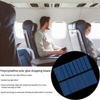 Mini-Solarzellenmodul Tragbares DIY-Handy-Ladegerät für den Außenbereich