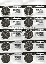 10 pcs 2032 Energizer Watch Batteries CR2032 CR2032Original Lithium Battery 0%HG