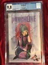 Punchline 1 CGC 9.8 NM/Mint Momoko Cover Variant Harley Quinn Tynion Batman DC
