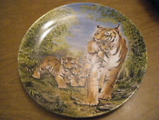 """A Loving Guidance"" Collector Plate- 8th issue Signs Of Love by Yin-Rei Hicks"