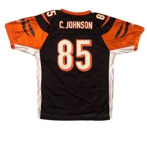 Cincinnati Bengals Chad Johnson OchoCinco Youth Jersey #85 Size XL 18-20