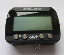 AIM Solo GPS Laptimer mit integriertem Beschleunigungssensor Datalogger