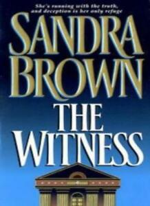 The Witness,Sandra Brown- 9780751512205