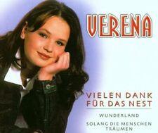 Verena Vielen Dank für das Nest  [Maxi-CD]
