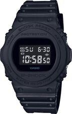 BRAND NEW CASIO G-SHOCK DW5750E-1B BLACK DIGITAL MENS RESIN WATCH NWT!!!