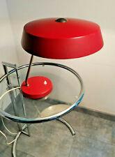 50er Jahre Rockabilly UFO Lampe Tischlampe Mid Century Design Vintage Space Age