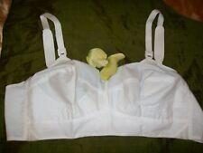 CAMPIONATI DA Exquisite Form 805 bianco filo GRATIS Cotone Mix Palangaro Reggiseno 40 C