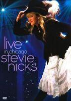 STEVIE NICKS Live In Chicago DVD BRAND NEW NTSC Region 0