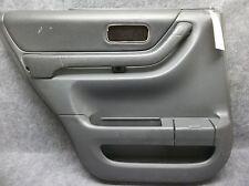 1997-2001 Honda CR-V LH Rear Interior Power Door Panel Dark Gray 18872