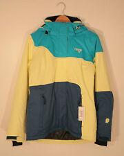 Neu ORAGE  Damen Women Skijacke Ski  Jacke Jacket Moraine Light Yellow S