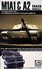 AFV Club 1/35 AF35012 WORKABLE T-158 Track for US MBT M1A1, M1A2