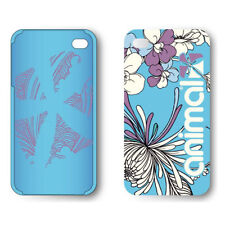 Animal Josie Floral Hard Shell Case Cover iPhone 4/4s - Horizon Blue RRP £24.99