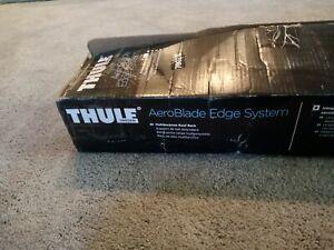 Thule AeroBlade Edge System Roof Rack black #7602B. Brand new