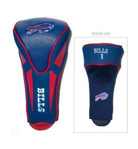 Buffalo Bills Golf Headcover - Single Apex Jumbo [NEW] NFL Sock Head Cover