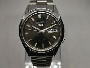 Seiko-5 Automatic 17 jewels Day/Date Wrist Watch