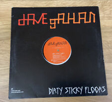 "Dave Gahan - Rare 12"" Promo Dirty Sticky Floors - Depeche Mode"