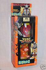 New In Box 2000 Yutaka Japan Digimon Adventure Figures
