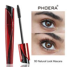 PHOERA 9D Long Curling Makeup Eyelash Black Waterproof Mascara Eye Lashes