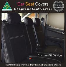 Seat Cover 02-Now Subaru Forester Rear 100% Waterproof Premium Neoprene