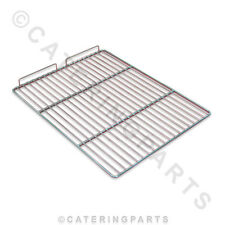 SH05 CHROME PLATED OVEN SHELF WIRE GRID GN 2/1 650mm x 530mm WHIRLPOOL ZANUSSI