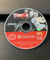 Turok Evolution (Nintendo GameCube) - Game Disc Only, No Case. Tested & Works