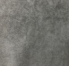 Meterware ORIGINAL Alcantara Stoff Cover Farbe: 2938 basalt grau 145cm breit!