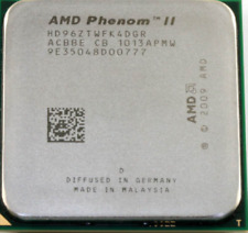 AMD CPU Phenom II X4-960T 3.0GHZ Socket AM3 HD96ZTWFK4DGR