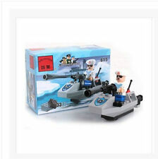 Toy building blocks 815 assault boats