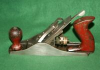 """Vintage """"Parplus"""" Metal Products Corp W. Haven, CT 9-1/4""""Smooth Plane Inv#MK27"""