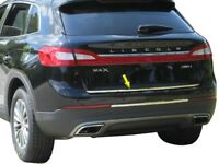 1PC Stainless Steel Trunk/Rear Accent Trim - RD56660 For LINCOLN MKX 2016-2018