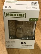 New listing Moultrie 5.0 Mp A-5 Gen2 Game Camera Nos - New!