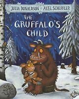 The Gruffalo's Child New Paperback Book Julia Donaldson, Axel Scheffler