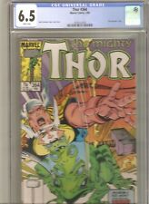 The Mighty Thor 364 CGC 6.5 and #366 CGC 6.0