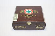 Joya De Nicaragua Antaño 1970 Habano Criollo Consul Cigar Box