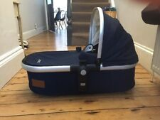 JOOLZ DAY EARTH LIMITED EDITION PARROT BLUE CARRYCOT