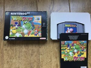 Yoshis Story N64 Game! Complete! Look In The Shop!