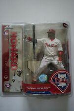 Ryan Howard McFarlane MLB White Jersey Philadelphia Phillies Rookie Debut Figure