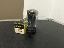 1 NOS 1961 Mullard Blackburn 5AR4 GZ34 Vacuum Tube Tested Guaranteed! F32 B1H3