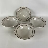 Stoneware Cumberland Mayblossom By Hearthside Japan Soup Bowls Set Of 4
