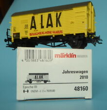 Märklin 48160 H0 Wagon de marchandises Spangenbergwerke DB Brit-us Zone 5088 bon
