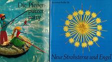 Brunnen-Verlag: Konvolut 10 Hefte Bastelhefte Brunnenreihe ua Basteln Handarbeit