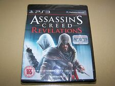 Assassin's Creed Revelations PS3 **New and Sealed**