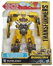 Transformers Bumblebee Movie Mission Vision Bumblebee Action Figure