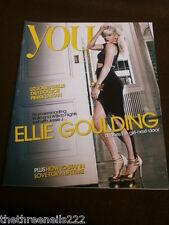 YOU MAGAZINE - ELLIE GOULDING - AUG 19 2012
